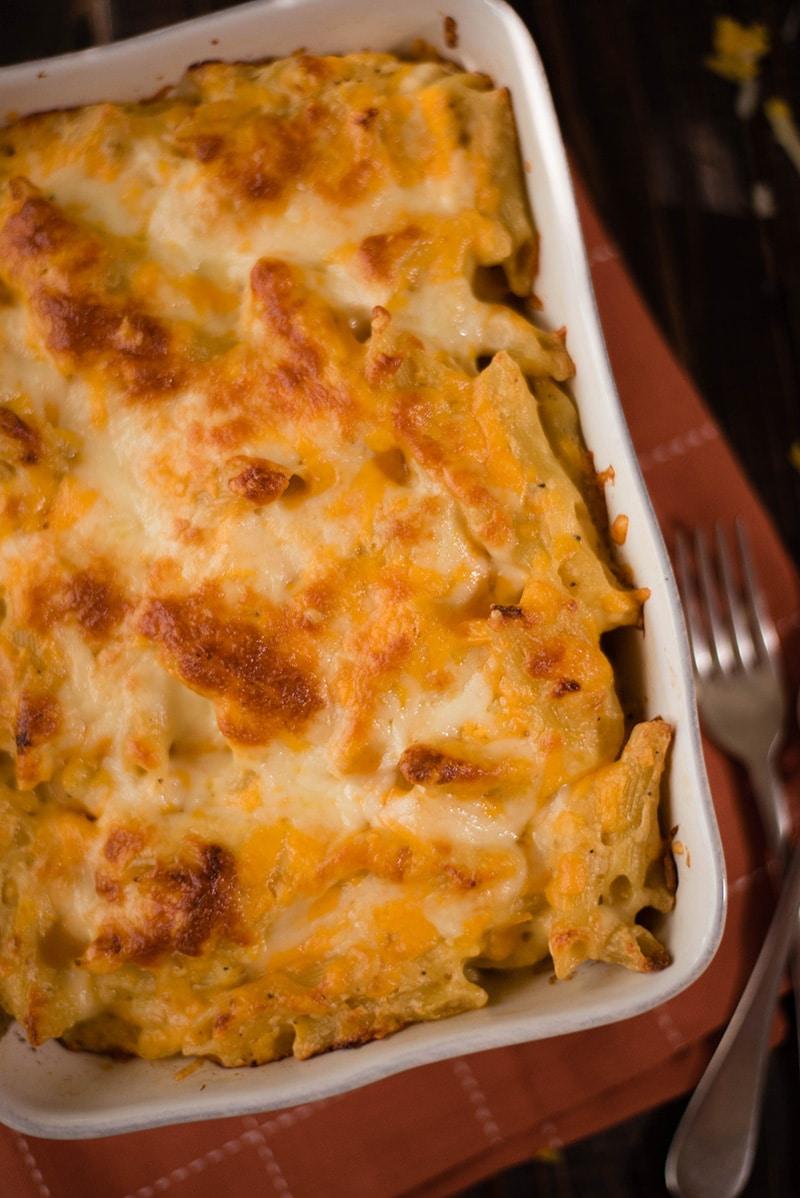 Baked Mac 'n Cheese