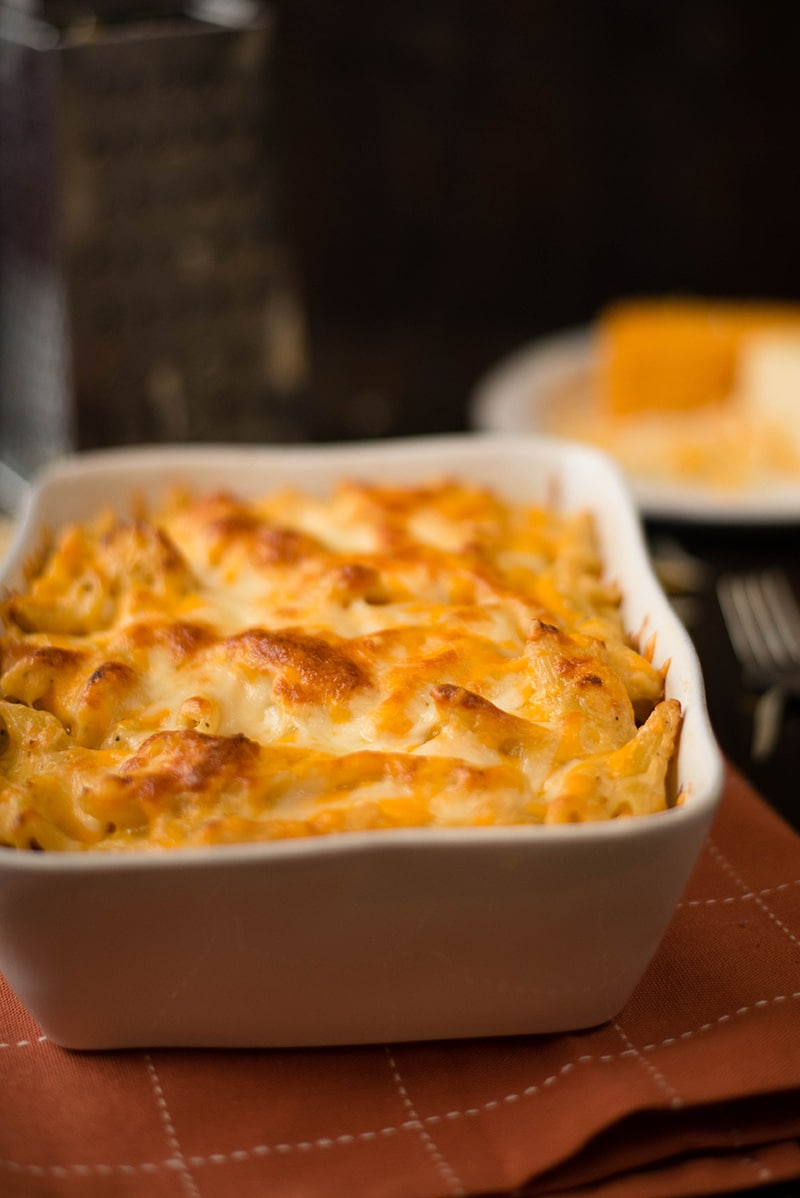mac n cheese baked