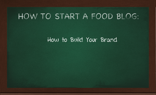 How to Build Your Brand by Lacey Baier, a sweet pea chef