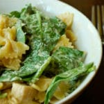 Chicken Florentine Square Recipe Preview Image