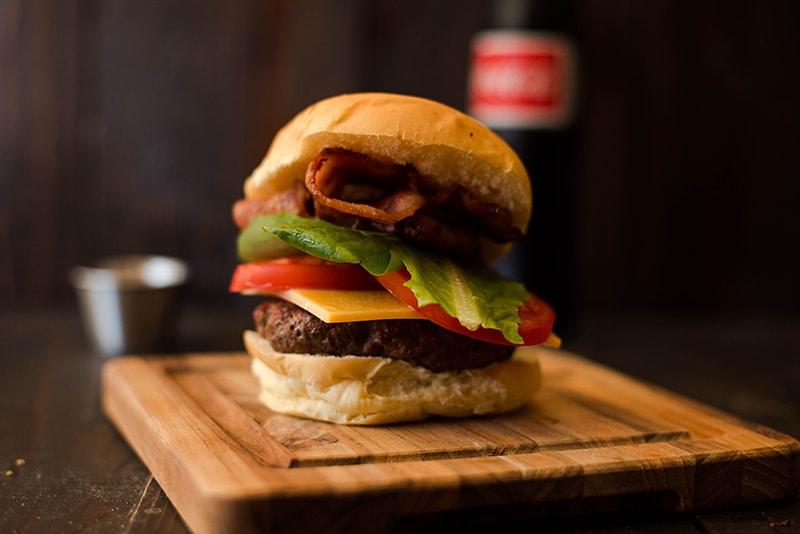 Best Homemade Burger Recipe