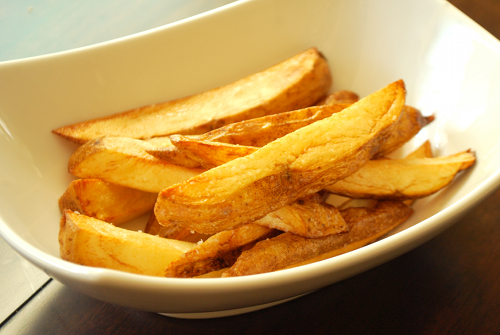Simple Fries recipe by Lacey Baier, a sweet pea chef