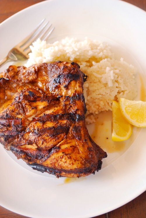 Tandoori Chicken recipe and photos by Lacey Baier, a sweet pea chef