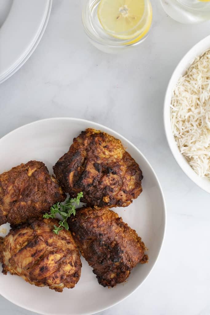 Tandoori Chicken | Extra Juicy and Very Tender
