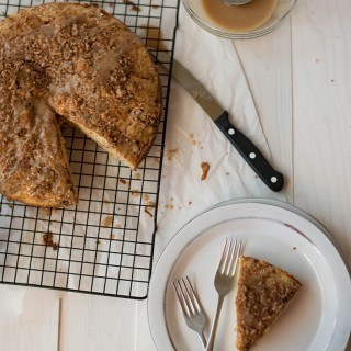 Easy Coffee Cake Recipe