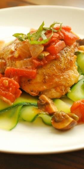 Chicken-Cacciatore