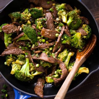 15-Minute Go-To Healthy Beef and Broccoli (Better Than Takeout!)