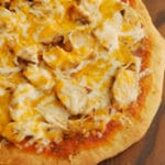 Chicken Marinara Pizza Square Recipe Preview Image