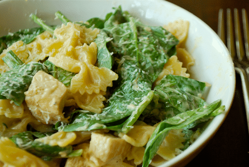 Chicken Florentine and Tips For Easy Weeknight Dinners