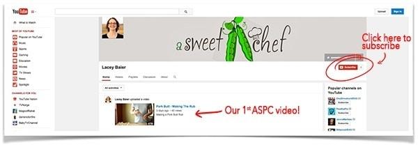 ASPC is now on YouTube!