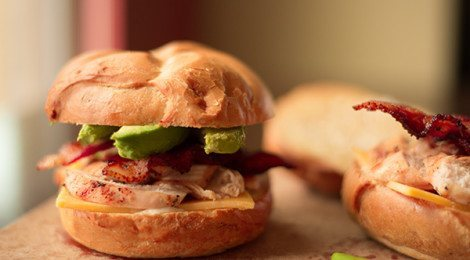 Bacon & Chicken Sandwiches