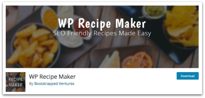 How to start a food blog a sweet pea chef 5 wp recipe maker this is the best recipe plugin we have used every food blog needs a recipe plugin and this by far and away the best one we have used forumfinder Images