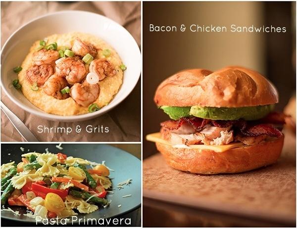 Newsletter Sneak Peak & Sample Meal Plan