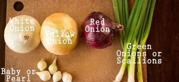 What's the Difference Between Onions?
