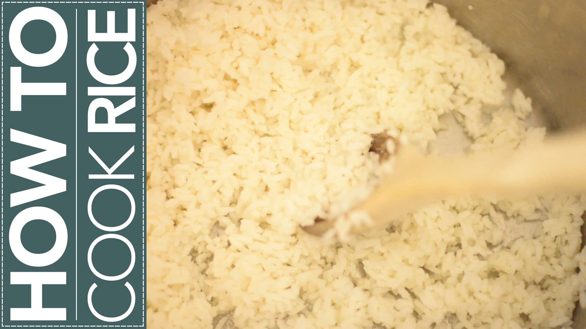 Cooking 101: How to Cook Rice