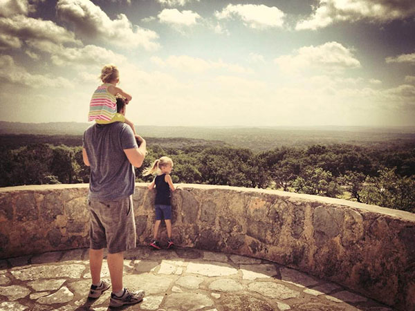 A Day at Pedernales Falls State Park
