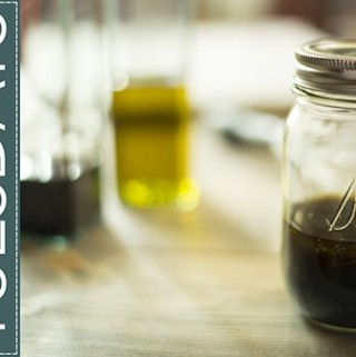 How To Make Balsamic Vinaigrette