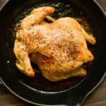Easy Roasted Chicken Square Recipe Preview Image