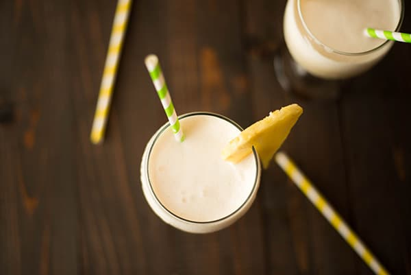 Pina Colada Recipe {National Talk Like A Pirate Day Special}