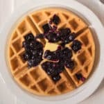 Easy Blueberry Compote Square Recipe Preview Image