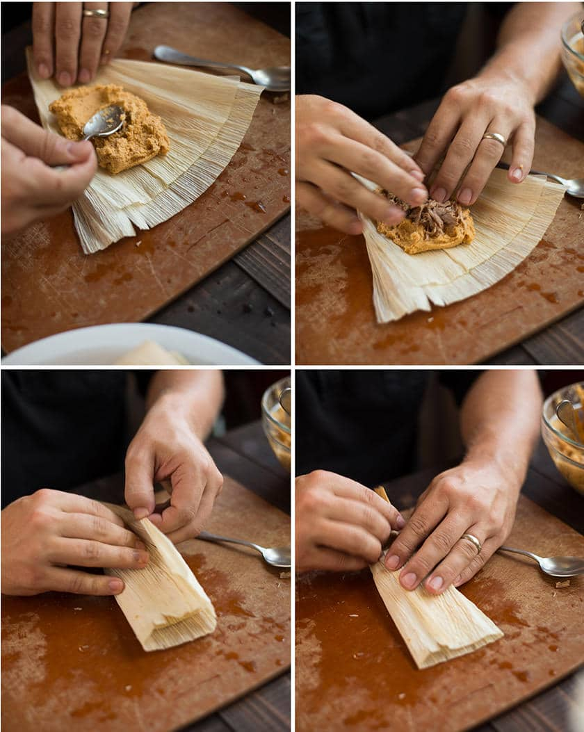 How To Make Pork Tamales