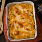 Baked Mac 'n Cheese Square Recipe Preview Image