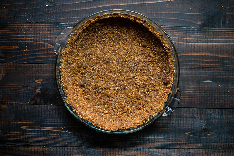 Gingersnap Pie Crust - Ready To Bake