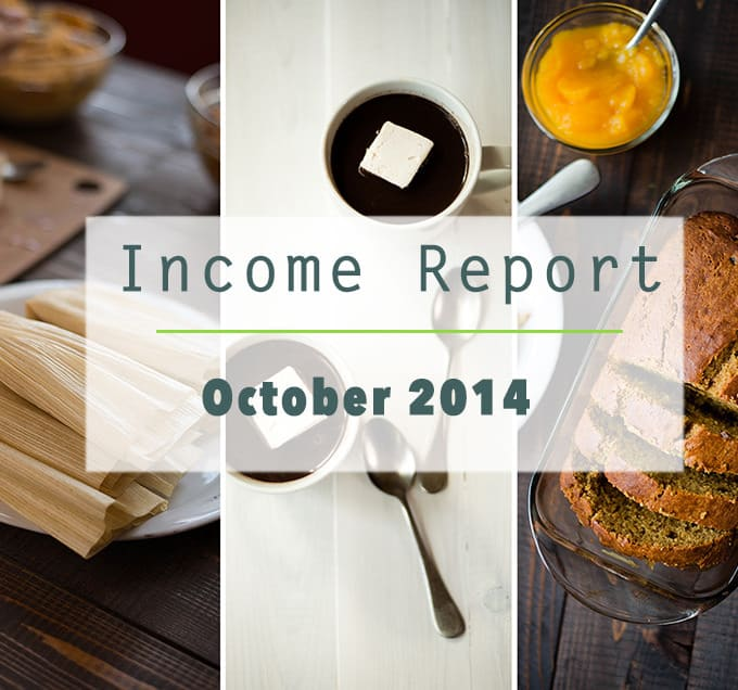 ASPC October Income Report