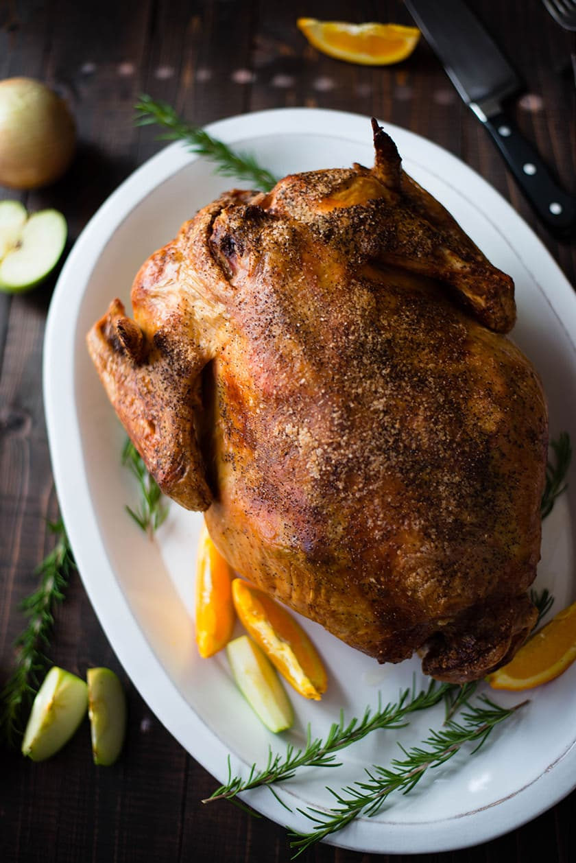 No-Fail Thanksgiving Turkey Recipe