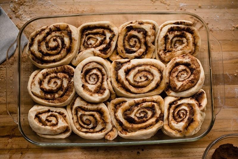 Easy Cinnamon Roll Recipe - Ready To Bake
