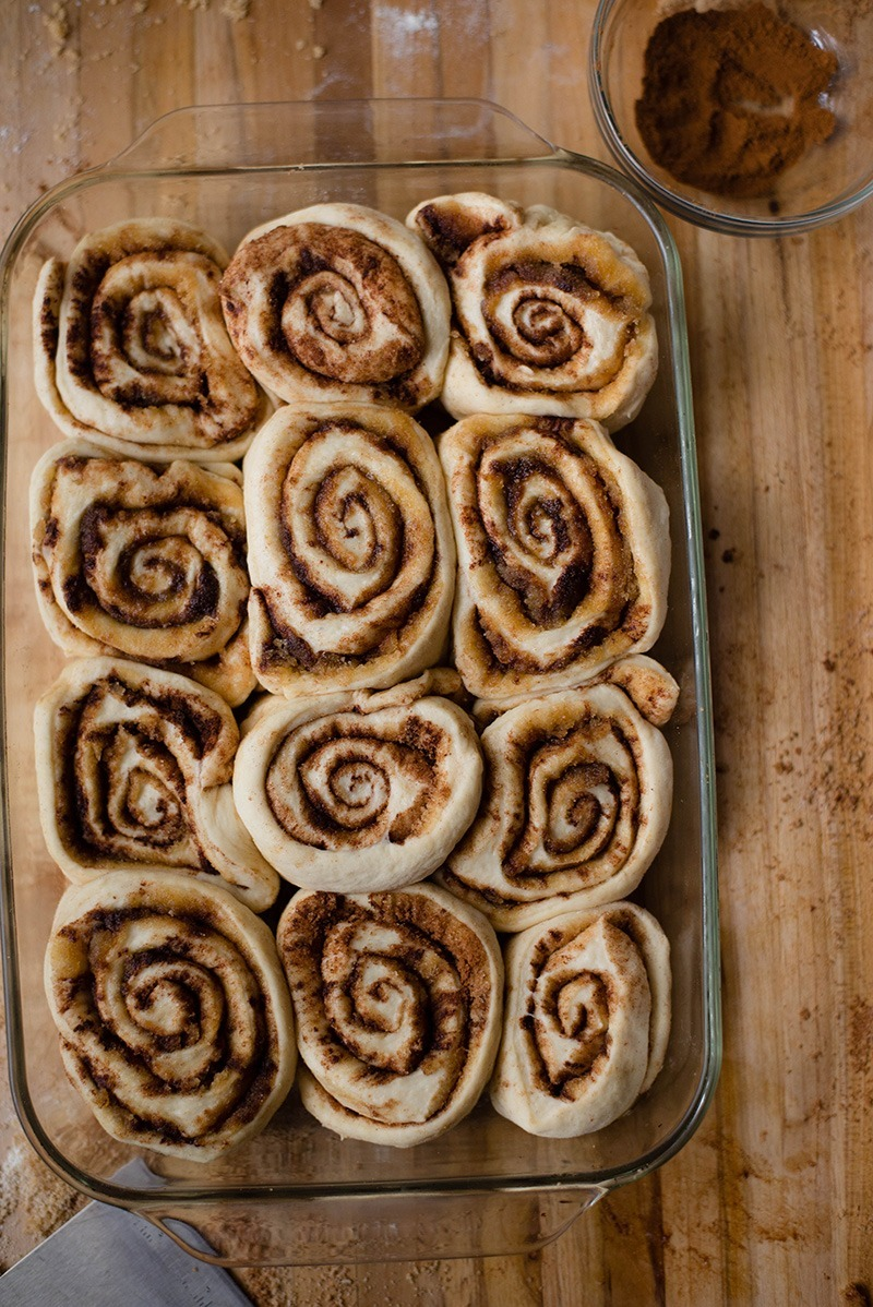 Easy Cinnamon Roll Recipe - Ready To Bake