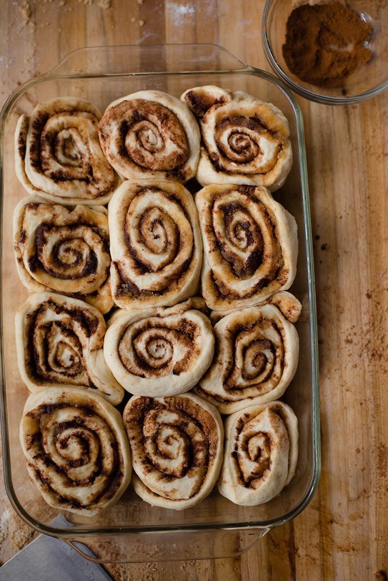 Cinnamon rolls easy recipes