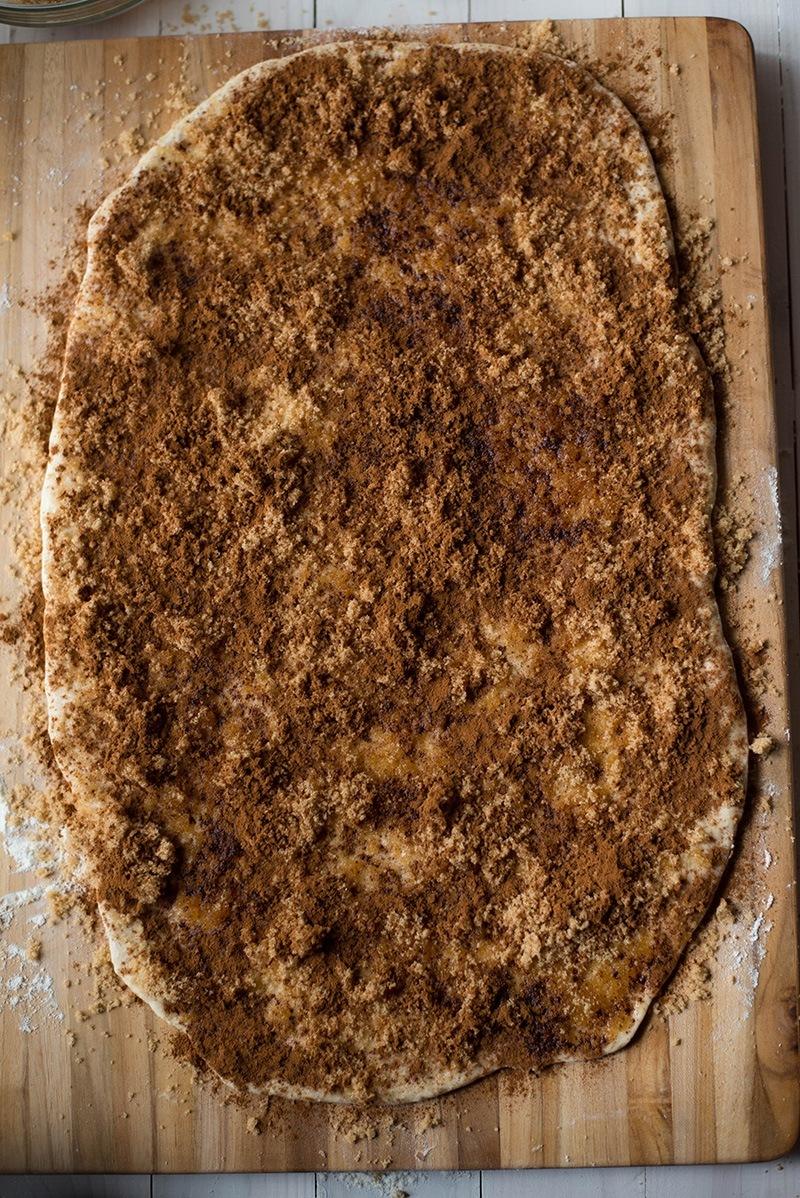 Easy Cinnamon Roll Recipe - Ready To Roll