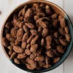Sugared Almonds Square Recipe Preview Image