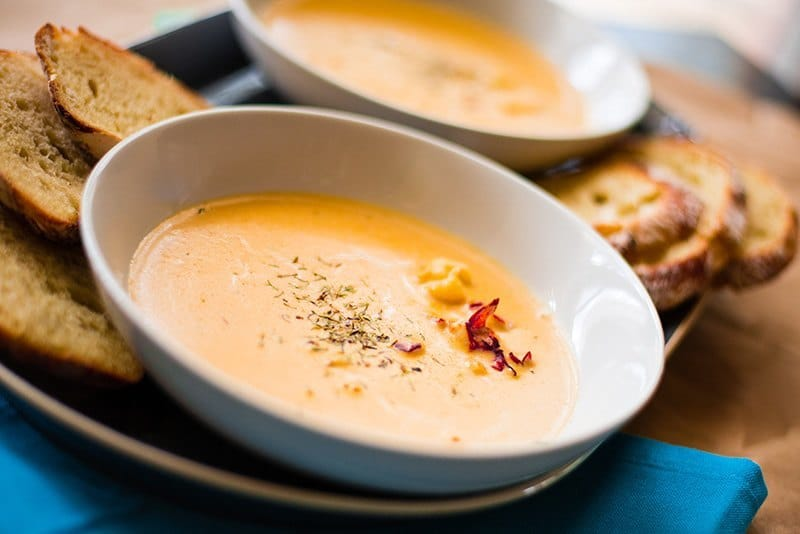 Lobster Bisque - Easy Soup Recipes