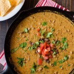 Queso Dip With Ground Beef