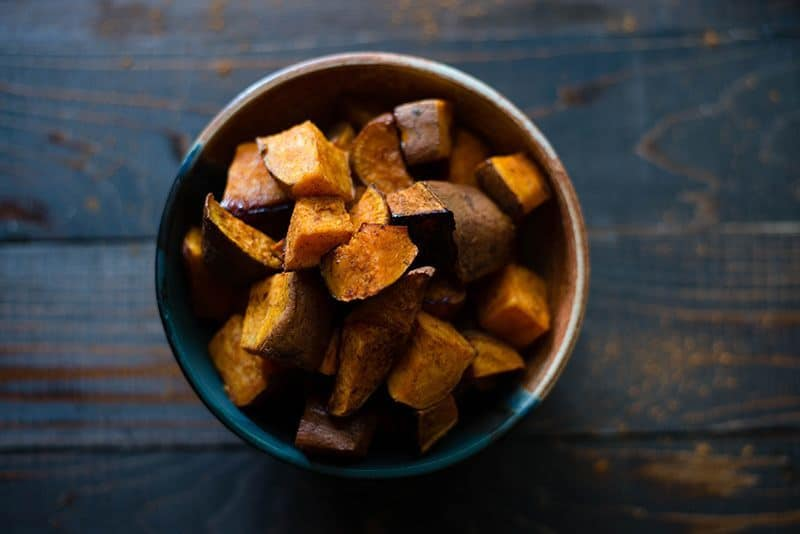 Roasted Sweet Potato Recipe