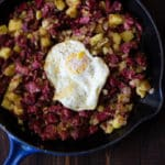 Corned Beef Hash Square Recipe Preview Image