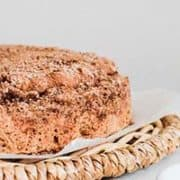 Healthy Coffee Cake | With No Weird Preservatives!