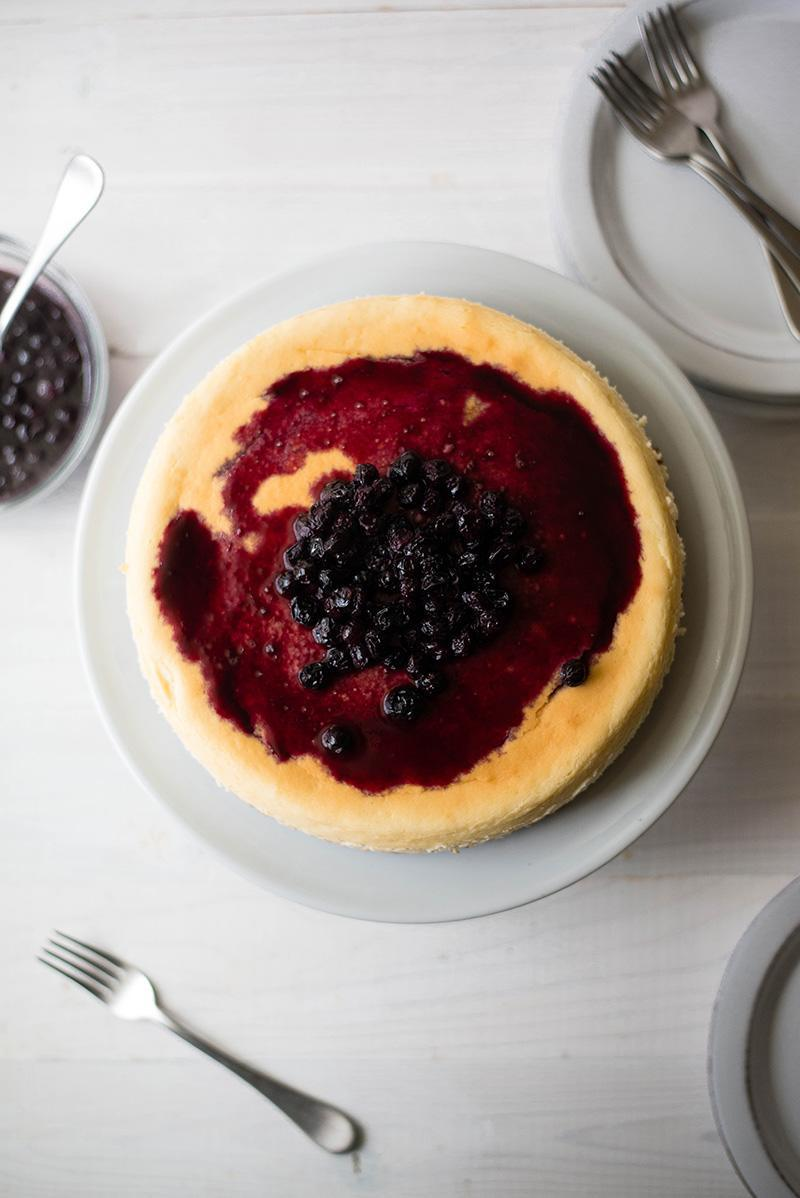 Simple Cheesecake Recipe
