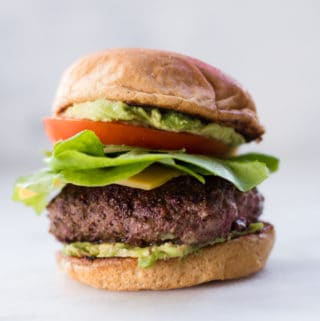 The Best Homemade Burger Recipe | My Go-To Burger Recipe