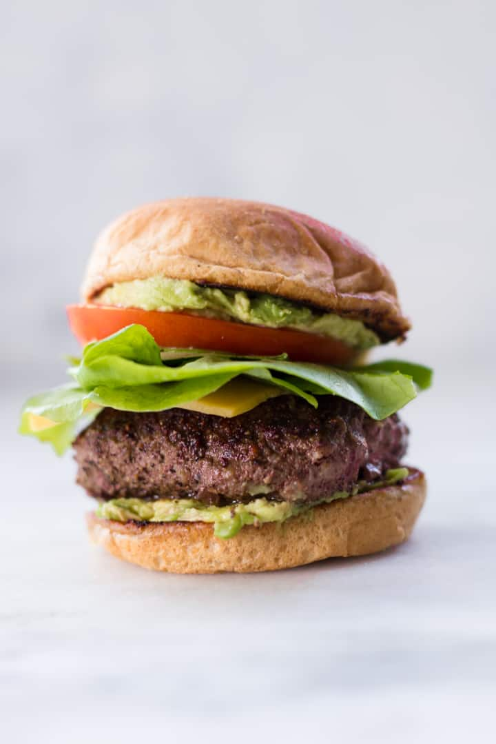 Best Homemade Burger Recipe A Sweet Pea Chef