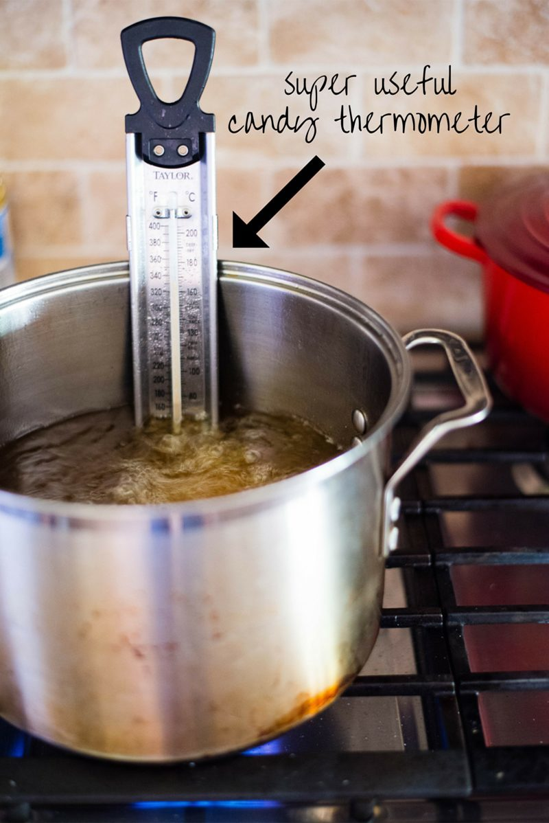 Best Buttermilk Fried Chicken Recipe - Candy Thermometer