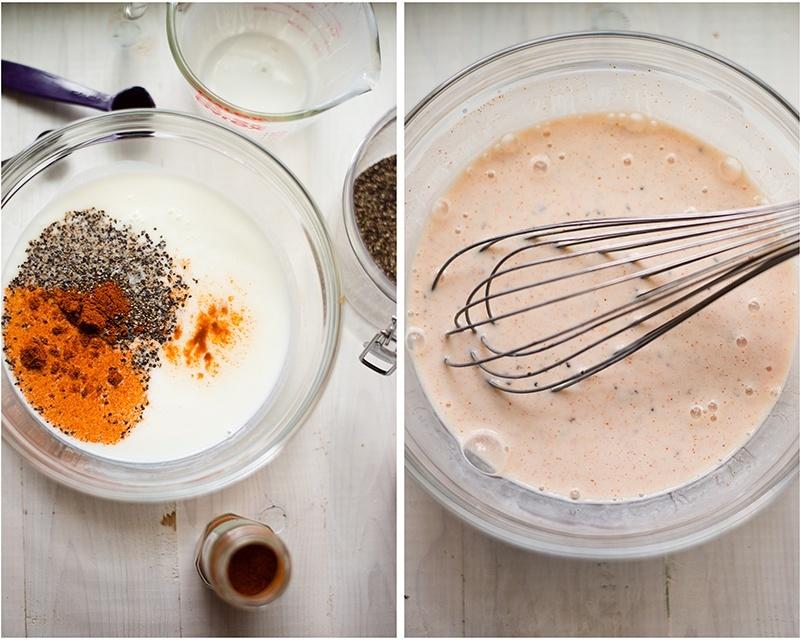 Best Buttermilk Fried Chicken Recipe - Making Buttermilk Marinade