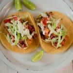 Baja Fish Tacos Square Recipe Preview Image