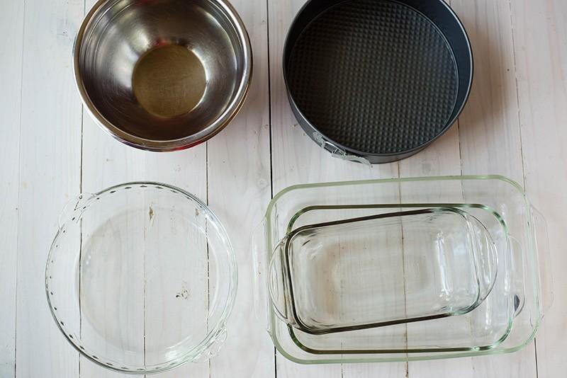 Kitchen Must Haves - Bakeware