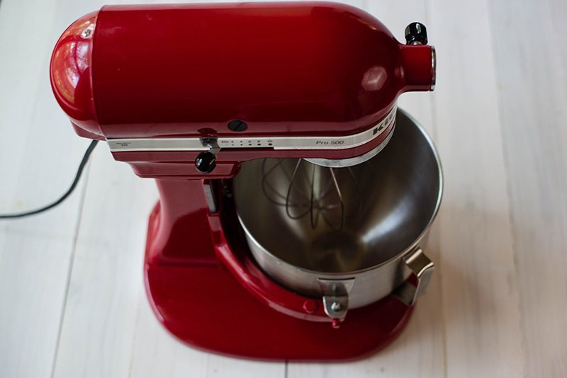 Kitchen Must Haves - KitchenAid Mixer