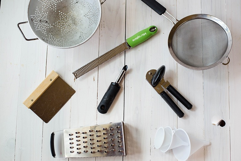 Kitchen Must Haves - Basic Utensils