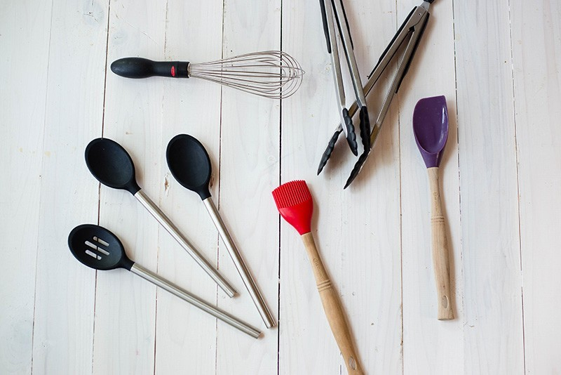 Kitchen Must Haves - Cooking Utensils