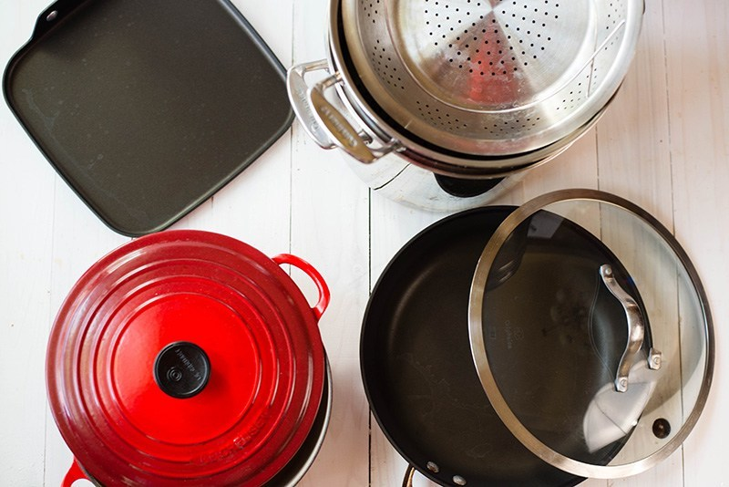 Kitchen Must Haves - Cookware